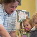 Learning at Red Caboose Child Care
